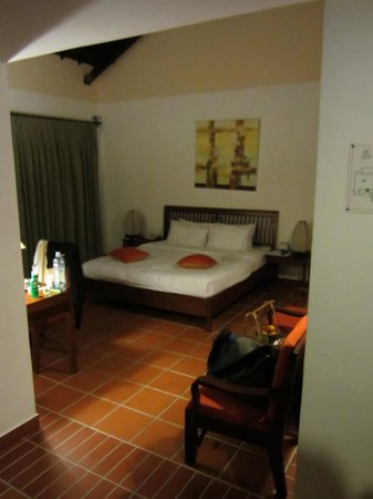 Palm Garden Beach Resort & Spa : the room