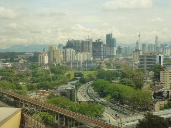 Cititel Mid Valley: View of the Twin Towers