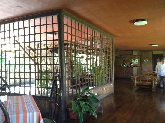 Casa Linda Inn And Restaurant : Reception