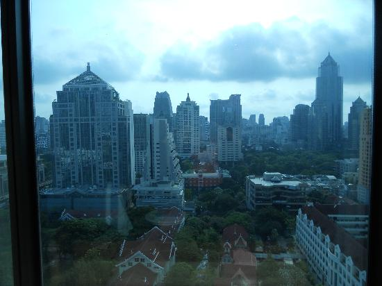 Renaissance Bangkok Ratchaprasong Hotel: View from Room