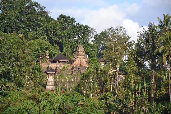 Hanging Gardens of Bali: temple Pura Dalem Segara