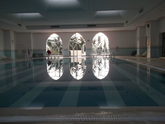 STEIGENBERGER Kantaoui Bay: Indoor Pool