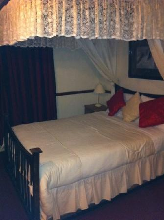 The Castle Inn Hotel: our bedroom