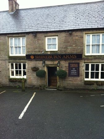 The Shireburn Arms: stunning !!