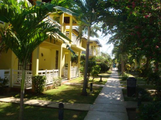 Merrils Beach Resort II: chambre