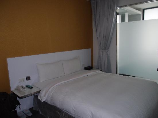 CityInn Hotel Plus - Ximending Branch: Bedroom