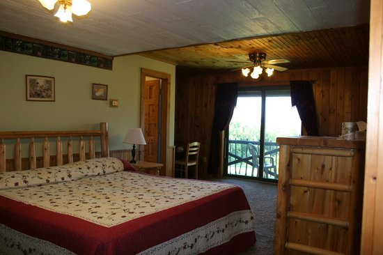 Garnet Hill Lodge: Room #8