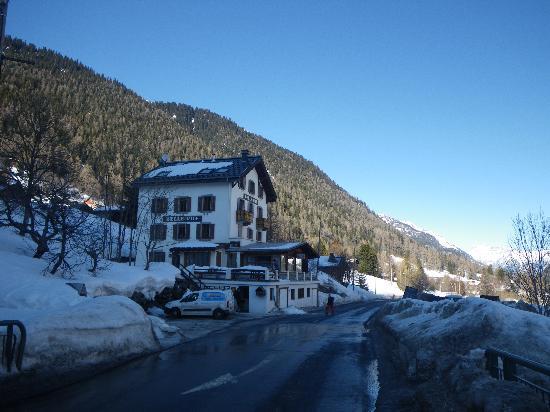 Bellevue Alpine Lodge: The Hotel