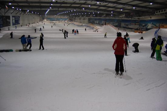 Snow Dome Bispingen: Die Skihalle