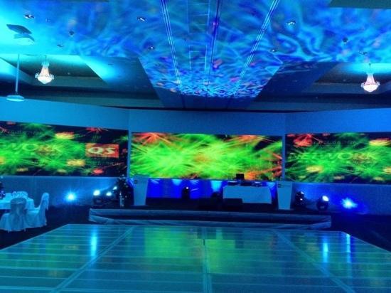 Holiday Inn Trnava: convention hall