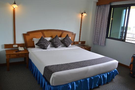 City Hotel: Nosso quarto 426