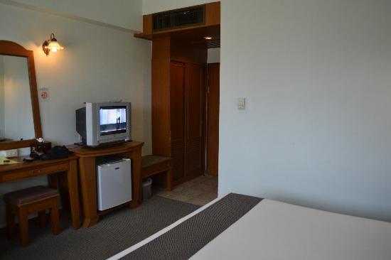 City Hotel: Nosso quarto