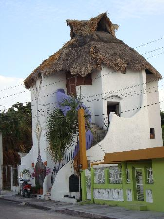 Amaranto Bed and Breakfast: the main building