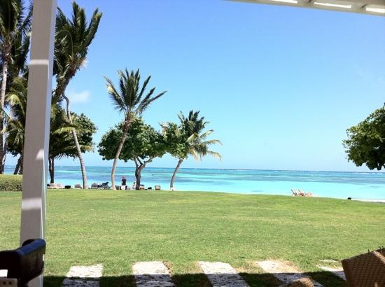 Tortuga Bay, Puntacana Resort & Club: vu du Spa