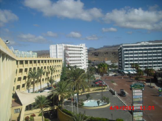 Front balcony fotograf a de jardin del atlantico playa for Aparthotel jardin del atlantico