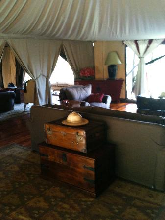 Muthaiga Black Leopard Safari Camp: tenda