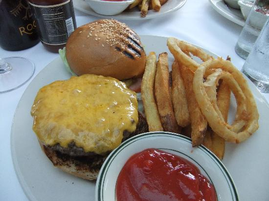 Wolfgang's Steakhouse: $10 Burger Special