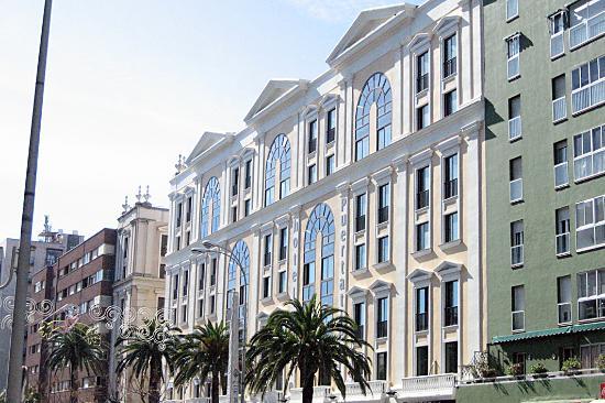 Gimnasio photo de monte puertatierra hotel cadix - Hotel puertatierra cadiz ...