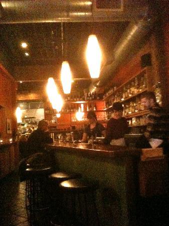 Park Kitchen : Warm Cozy Atmosphere