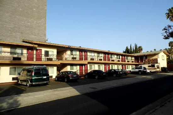 Hollywood Palms Inn & Suites: Le Motel 1