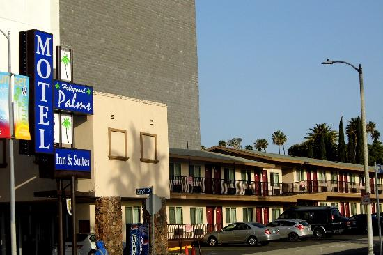 Hollywood Palms Inn & Suites: Le Motel 2
