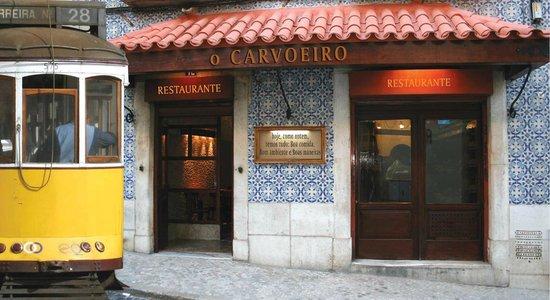 Restaurante O Carvoeiro