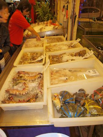 Hua Hin Seafood: Hua Hin Seaside Restaurant