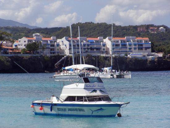 catamaran tour in Sosua