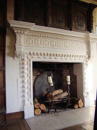 Avebury Manor: Fireplace