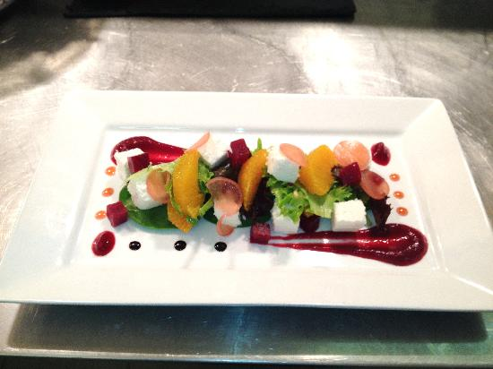 Silverdale Restaurant: Goats Cheese Salad