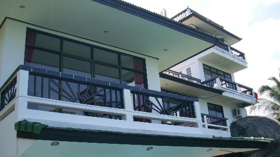 Ban Sua Samui: Unser Appartment