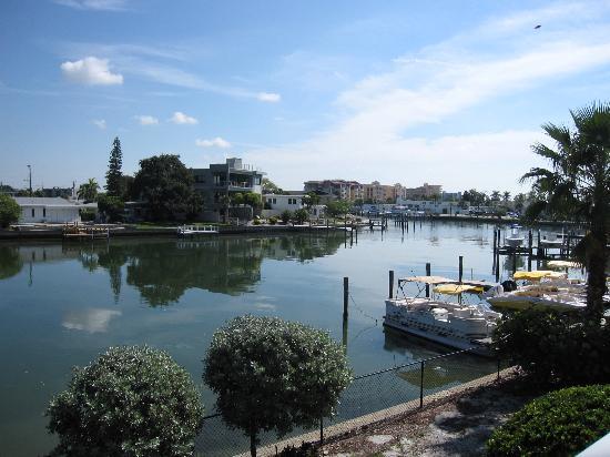 Treasure Bay Resort & Marina: Marina from the balcony
