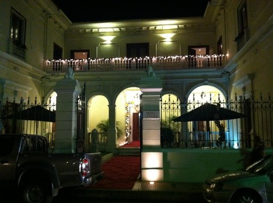 La Perla Hotel: The Perla Hotel