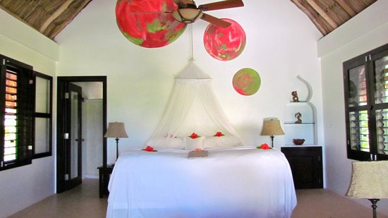 Matachica Resort & Spa : our room