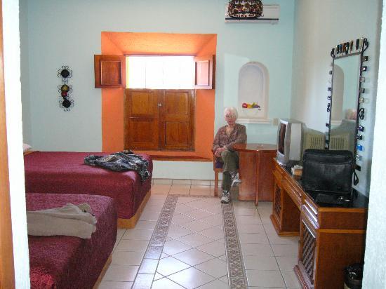 Hotel Mision Catavina: One of the rooms at La Misión