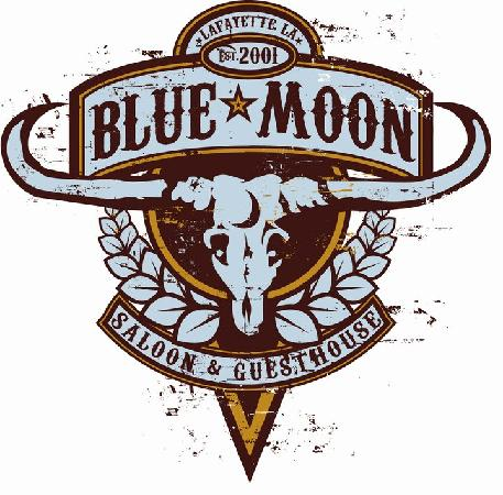 Blue Moon Guest House : Blue Moon Saloon & Guest House!