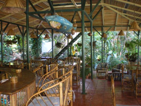 Golfo Dulce Lodge: Restaurant