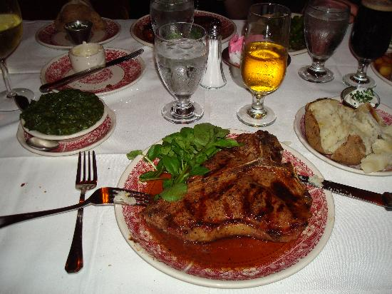 Musso & Frank Grill: Porter House