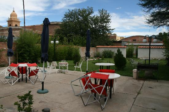 Hostal del Angel: Garden