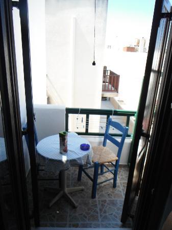 Depis Edem Luxury Villas: mini terrazzino