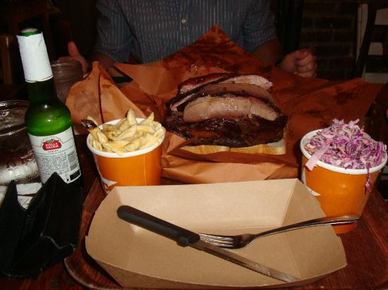 Hill Country Barbecue Market: Meat Heaven