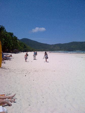 Lopes Mendes Beach: La vista