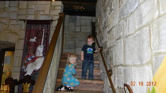 Children's Museum of the Lowcountry: In the castle