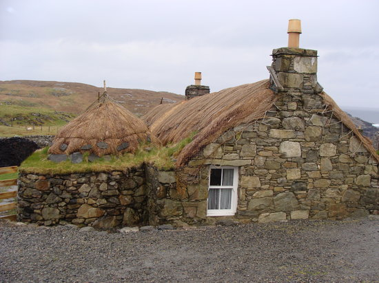 Gearannan Blackhouse Village