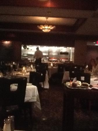 Morton's The Steakhouse - Pittsburgh: dude