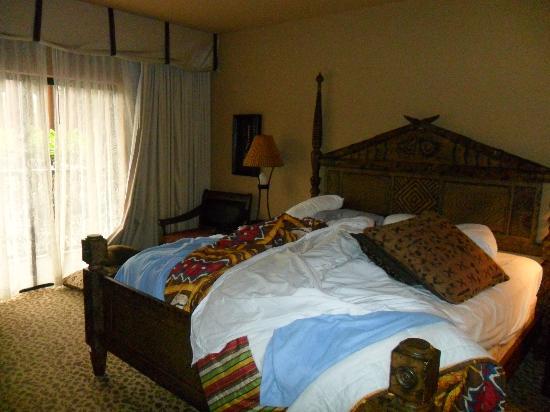 Disney's Animal Kingdom Villas - Kidani Village: king room