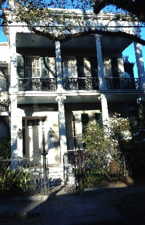 Original New Orleans Movie & TV Tours: Anne Rice's House