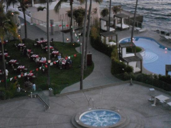 Sunset Plaza Beach Resort & Spa : Mexican Night