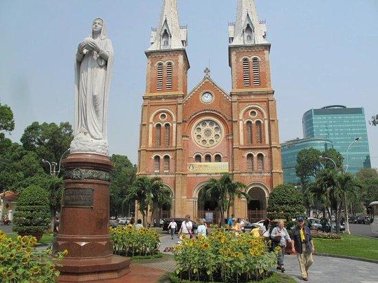 Saigon Notre-Dame Basilica Vietnam