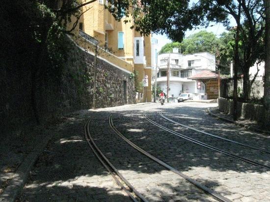 Bossa in Rio Hostel: El barrio